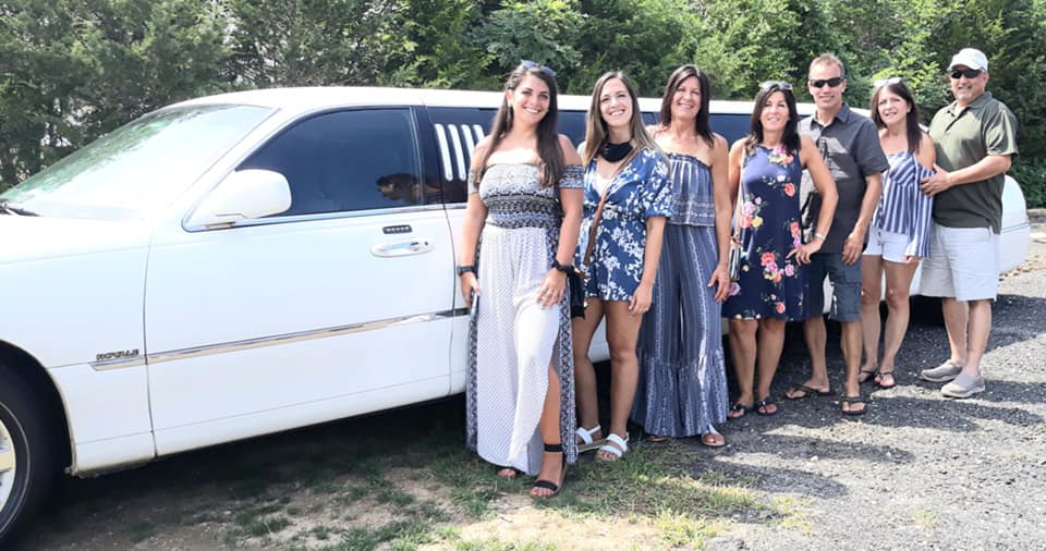 Wine tour Bachelorette Party Limo Long Island NY