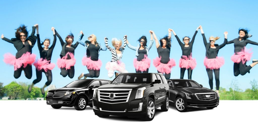 Bachelorette Party Wine Tour Limo in Long Island