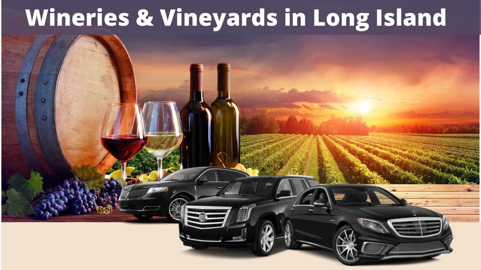 Wineries & Vineyards in Long Island