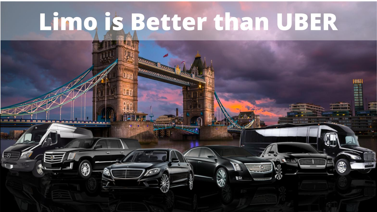 Limo is Better than UBER