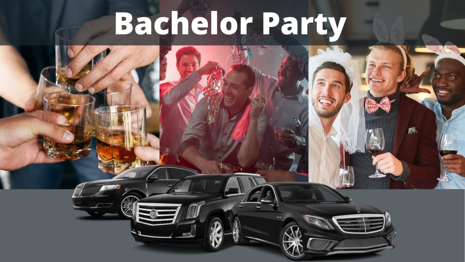 Hampton's bachelor party ideas