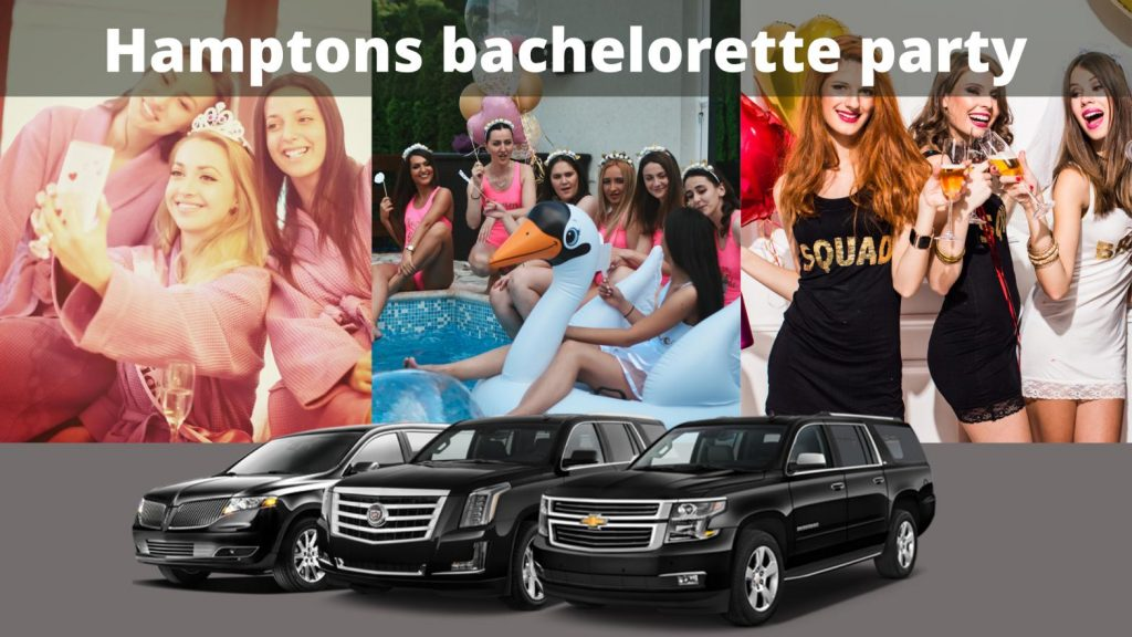 The Hamptons bachelorette party itinerary